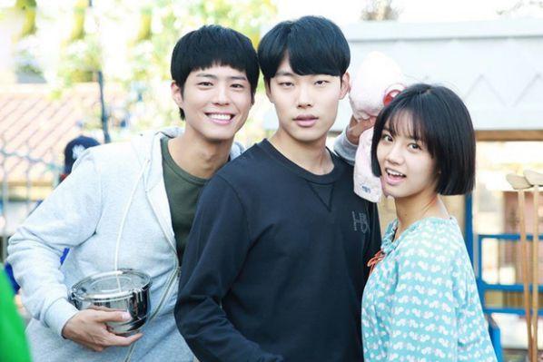 Top 6 phim Hàn sở hữu tam giác tình yêu tay ba cực hấp dẫn 1