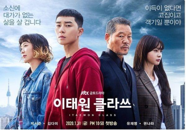 Top 8 phim Hàn Quốc chuyển thể từ webtoon có rating cao nhất 1