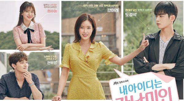 Top 8 phim Hàn Quốc chuyển thể từ webtoon có rating cao nhất 6