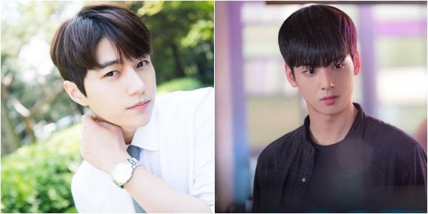 Nhan sắc của Cha Eun Woo và L (Infinite) ai đẹp và gây sốt hơn?